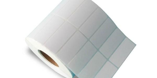 普通纸张类不干胶标签印刷中的问题