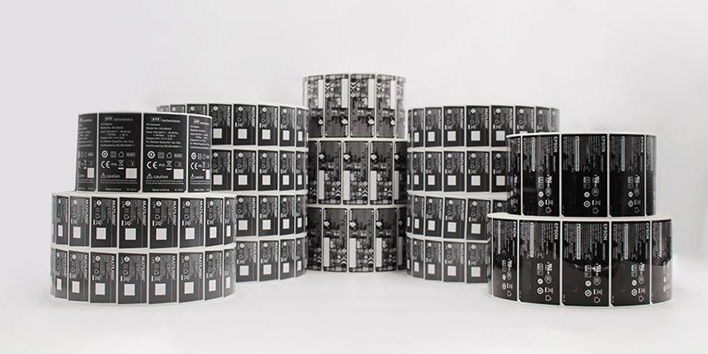 【标签百科】电源不干胶标签的选用标准